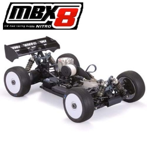 MBX8 1/8 4WD Racing Buggy Nitro 프로급 1/8 엔진버기