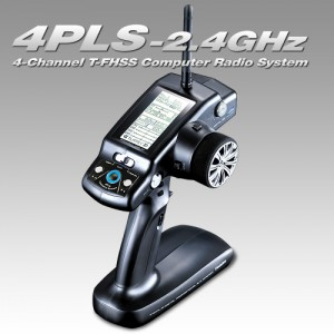 [FU4PLS] Futaba 4PLS 4-Channel 2.4GHz S-FHSS Telemetry Radio System [R304SB수신기포함,양방향,미들급최고스펙]
