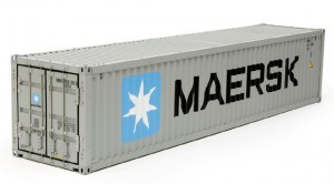 [TA56516]1/14 Maersk 40ft Container
