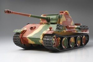 [TA56022] RC German Panther Type G - Full Option Kit