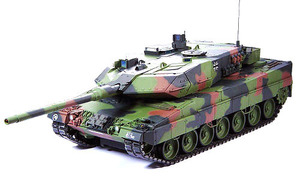 [TA56020] 1/16 Leopard2 A6 Full Option Kit - 완벽재현 탱크