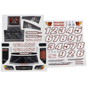 AX5813 Decal Sheet, Slash
