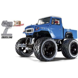 [TA57880] 1/12 RC RTR Toyota Land Cruiser 40 - GF01 Pick-Up