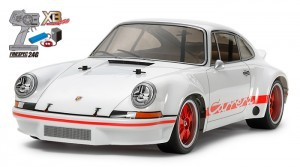 "[TA57874] RTR XB Porsche 911 Carrera RSR - TT01E ""White Version"""