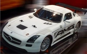[TA46624] XBS Mercedes-Benz SLS AMG GT3 (TT-01ES/2.4GHz) - Ready to Run (바로주행가능)