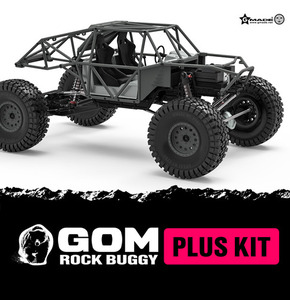 Gmade 1/10 GR01 GOM Rockbuggy Plus Kit
