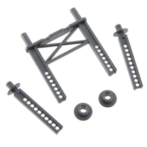 AX7314 Traxxas Front/Rear Body Mount Posts