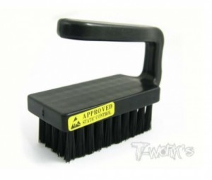 [TA-063]Board Cleaning Nylon Bristle Brush