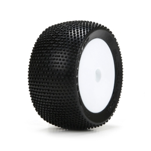 LOS41004 Blockhead Tires (2개포함):1/14 Mini 8IGHT-T