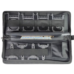AM-170040-V2 Set-Up System For 1/10 Touring Cars With Bag V2