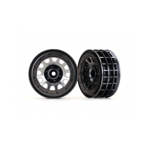 "AX8171 Method® 105 2.2"" Wheels (black chrome)"
