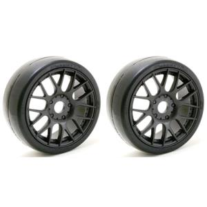 SWS40145EK16P EXP GT RACING SLICK GLUED 45DEG EVO16(BLACK)