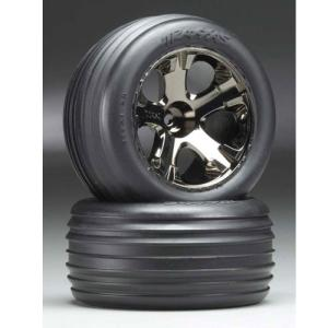 "AX3771A Alias 2.8"" Front On All-Star Black Chrome (2)"