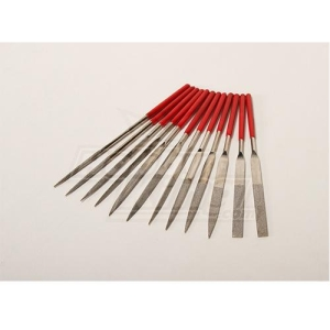 Diamond-High Turnigy Diamond Needle Files (Wood/Plastic/Alloy)