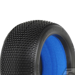 "AP9046-003 Blockade VTR 4.0"" X3 (Soft) Off-Road 1:8 Truck Tires"