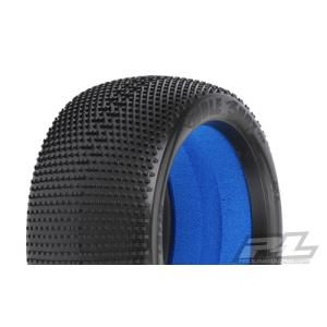 "AP9033-003 Hole Shot VTR 4.0"" X3 (Soft) Off-Road 1:8 Truck Tires"