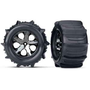 AX3689 TIRES & WHEELS, ASSEMBLED