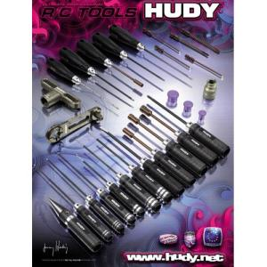"HUDY SOCKET DRIVER 1/4"" (6.35 MM) - V2"
