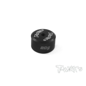 TA-079 Anodized Precision Balancing Brass Weights 20g (#TA-079)