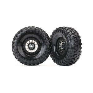 AX8174 TIRES AND WHEELS, ASSEMBLED