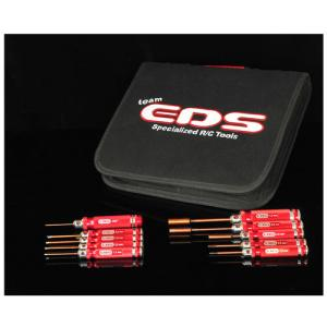 EDS-290952 MINI HELICOPTER COMBO TOOL SET WITH TOOL BAG - 10 PCS.