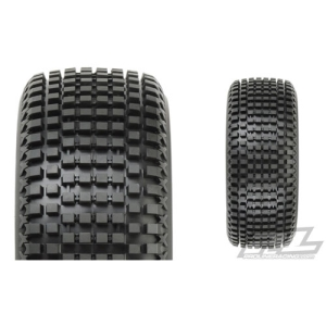 AP10117-002 LockDown X2 (Medium) Off-Road Tires No Foam for Baja 5SC and 5ive-T Front or Rear