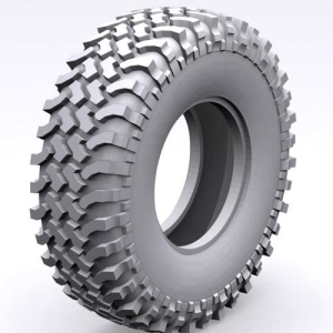 "Z-T0051 Mud Thrashers 1.9"" Scale Tires"