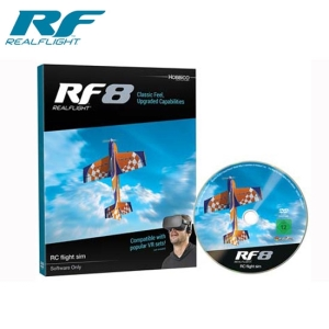 GPMZ4558 REALFLIGHT 8 SOFTWARE ONLY