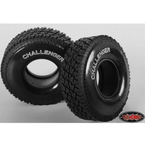 "Z-T0108 Challenger 1.9"" Scale Tires"