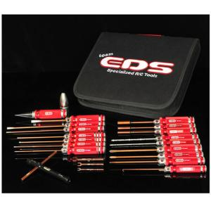 EDS-290910 EDS TOOLS FOR ALL CARS WITH TOOL BAG - 21 PCS.