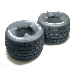 L-T3217I MT-ROCKET 3.8인치 Tires - TRAXXAS Bead SPORT Compound / Foam Inserts (2) 반대분, 이너폼 포함