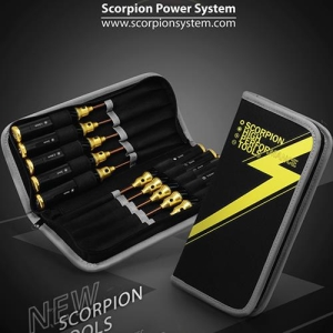 Scorpion High Performance Tools Pack (10 pieces)