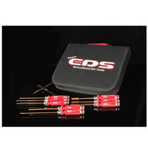 EDS-290904 COMBO TOOL SET WITH TOOL BAG - 9 PCS. (METRIC SIZES)