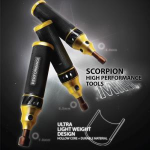 Scorpion High Performance Tools - Mini 4.0mm Nut Driver