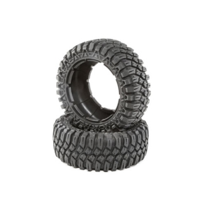 LOS45017 Monster Claw Tire L/R w/insert (2)