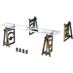 AM-171040 ARROW MAX Set-Up System For 1/10 Touring Cars With Bag Black Golden (셋업 시스템)