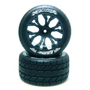 L-T3208SBH ST-ROCKET Soft Compound / Black Rim / 1/2