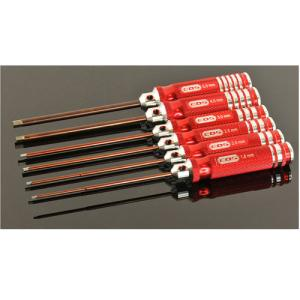 EDS-110992 ALLEN WRENCH SET - METRIC - 1.5,2.0,2.5,3.0, 4.0, 5.0 X120MM - 6 PCS.