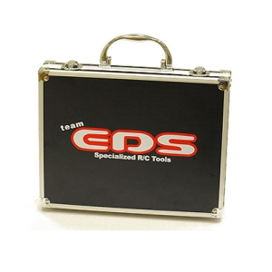 EDS-290801 SPECIALIZED TOOLS SET FOR 1/10 EP WITH ALU. CASE