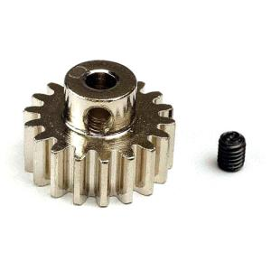 AX3948 Gear, 18T pinion (32p) (mach. steel)/ set screw
