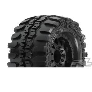 "AP10111-13 Interco TSL SX Super Swamper 3.8"" (Traxxas Bead) All Terrain Tires Mounted"