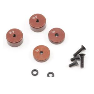 309840 Precision Balancing Chassis Weights