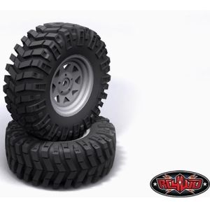 "Z-T0086 Prowler XS Scale 1.9"" Tires"