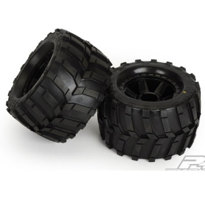 AP1189-11 Masher 3.8인치 (Traxxas Style Bead) All Terrain Tires Mounted (2) 본딩완료
