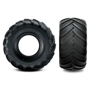AX3667 Tires w/Foam Inserts Monster Jam (2)