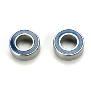 AX5115 Ball bearings, blue rubber sealed (5x10x4mm) (2)