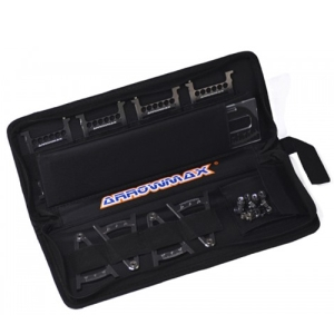 AM-170091 Bag for Set-Up System 1/10 & 1/8 Off-Road (오프로드 셋업 캐링백)