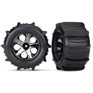 AX4175 TIRES & WHEELS, ASSEMBLED