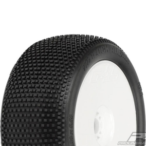 "AP9046-033 Blockade VTR 4.0"" X3 (Soft) Off-Road 1:8 Truck Tires Mounted"