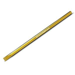 FLAT HEAD SCREWDRIVER 5.0 X 120MM TIP (Spring Steel & Titanium Nitride Coated)